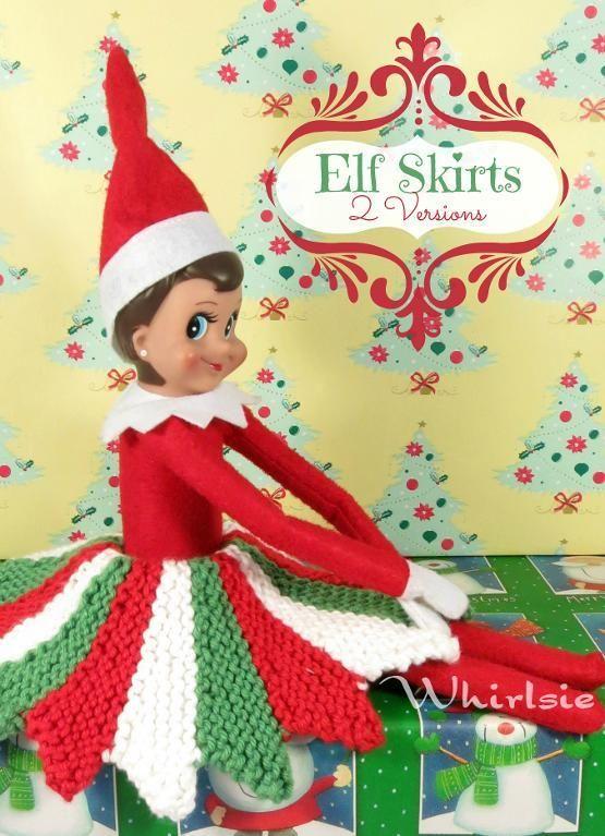 Ebook Elf Skirts Bluprint Elf Clothes Christmas Elf Elf