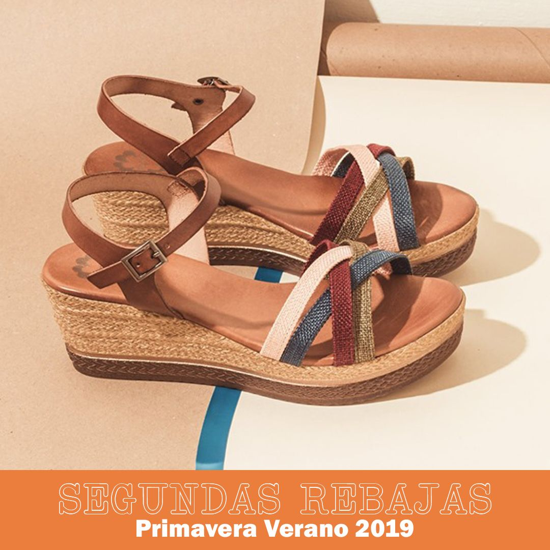 diapositiva Baya Adaptabilidad  Sandalias Cuñas Porronet Flora 2559 | Venta de calzado, Sandalias porronet,  Tienda de zapatos