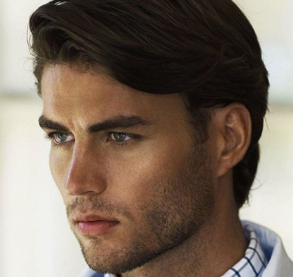 Professional Hairstyles For Men Brilliant Christian Jorgensen Giancarlo Ventimiglia Carlo  A Novel