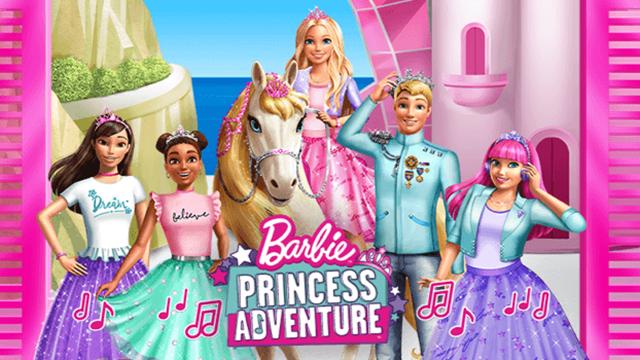 บาร บ ภารก จล บฉบ บเจ าหญ ง Barbie Princess Adventure 2020 บาร บ เจ าหญ ง หน ง