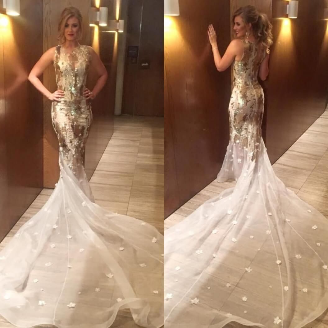 Brown wedding dresses   Gold and White Wedding Dresses  Dresses for Wedding Party