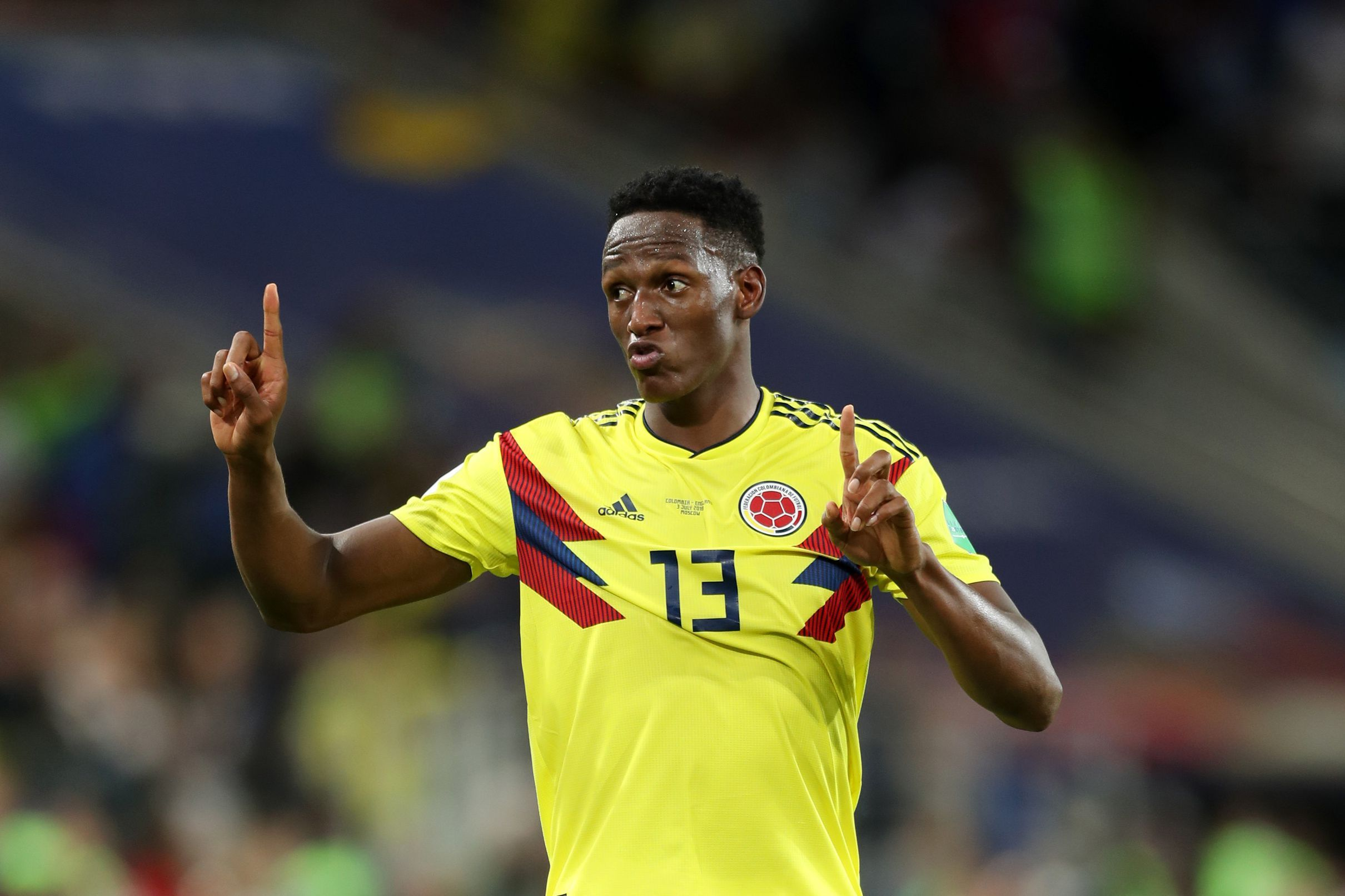 low priced fadfc f3790 Yerry Mina explains why he left Barcelona for Everton ...