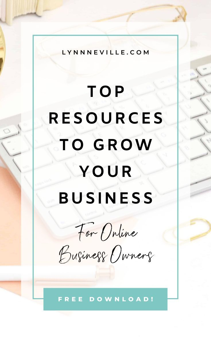 Business resources are a key part of making you and your business successful. They will help you fur...