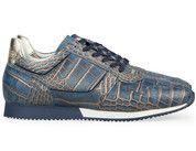 Blauwe Giorgio schoenen 41201 sneakers