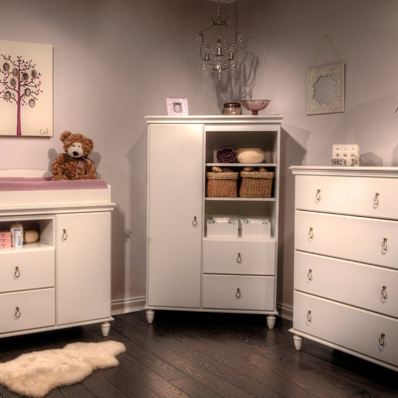 South Shore Moonlight Armoire - 3760038