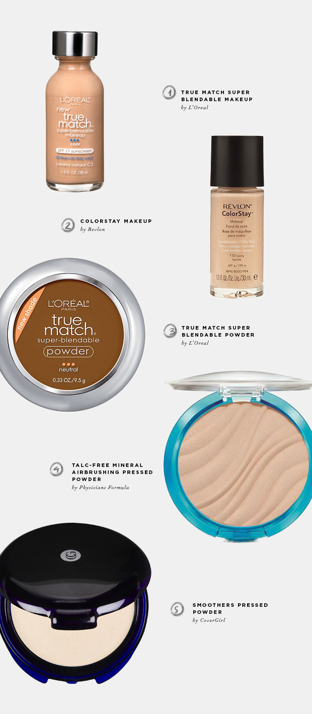 Affordable Makeup Essentials from Your Local Drugstore