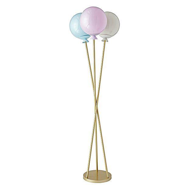 Balloon Floor Lamp The Land Of Nod