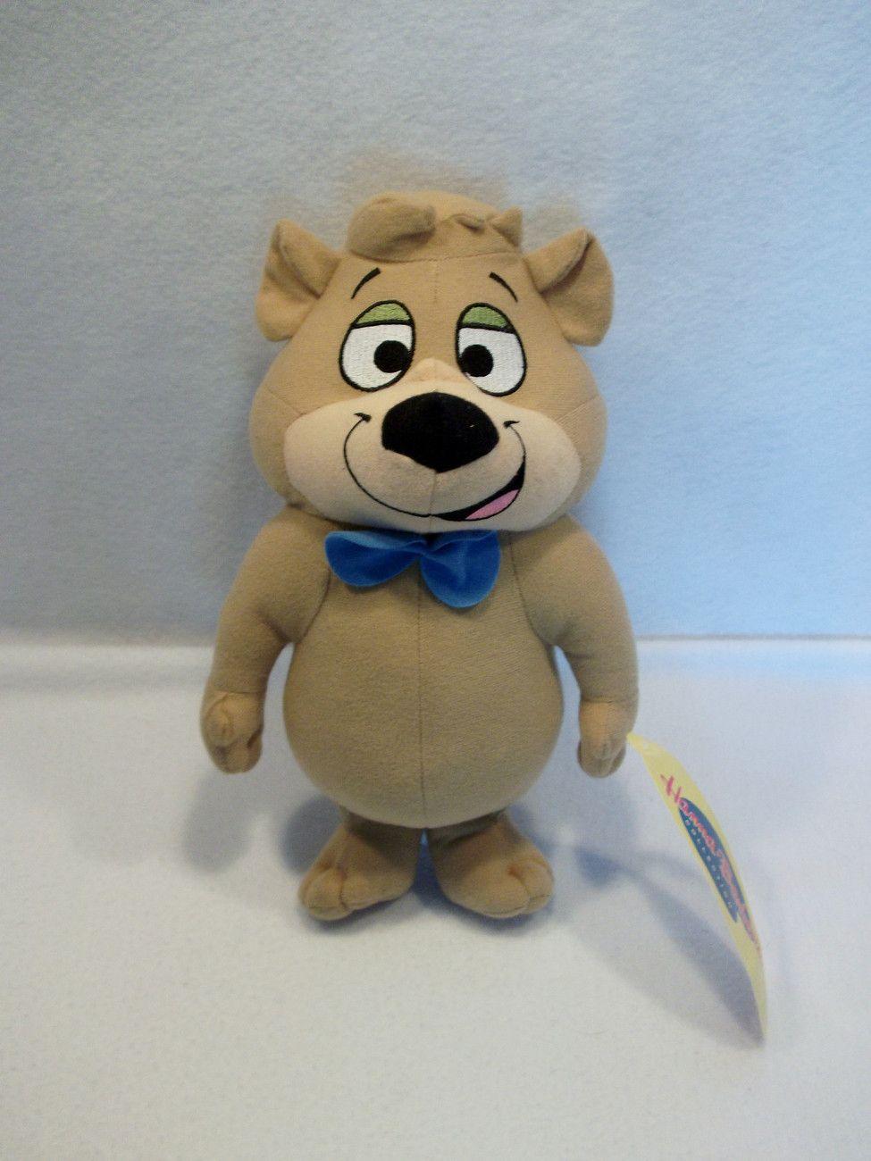 Hanna Barbera Yogi The Bear Boo Boo 13 Plush Toy Stuffed Animals