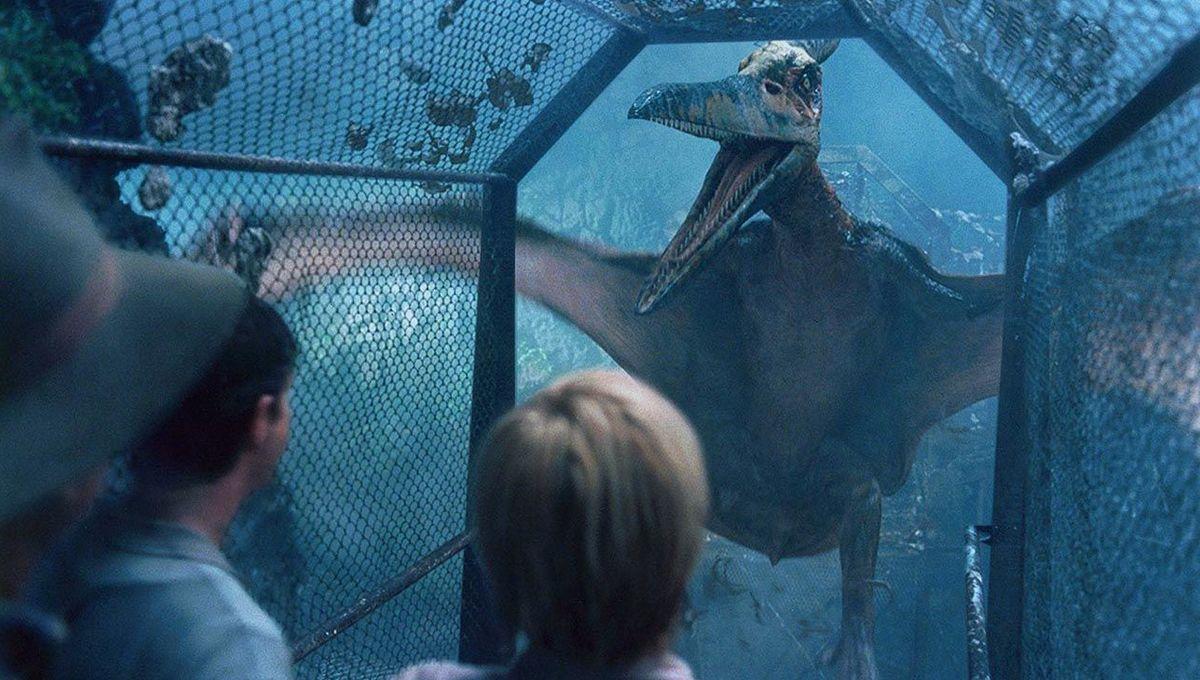 Sinema Özeti, Jurassic Park 3 Jurassic Park III Yeni