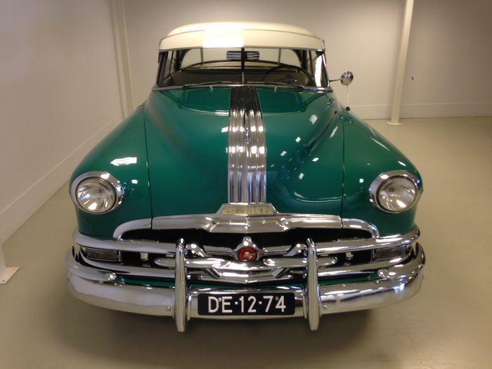 Pontiac - Starchief hardtop Coupe - 1952
