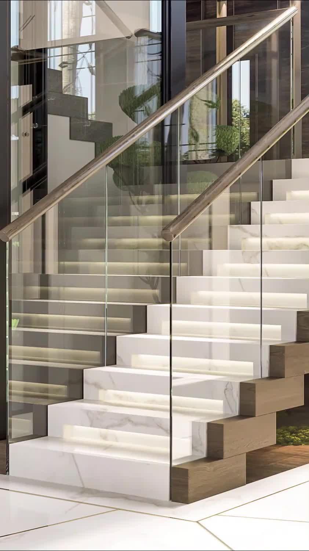 Dar Salwa تصميم ديكور On Twitter Home Stairs Design Stairs Design Interior Stairs Design Modern