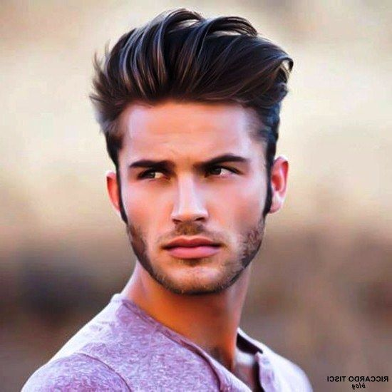 Superb Young Men Hairstyles 2015 Lms