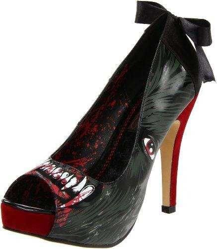 Iron Fist Werewolf scarpe, perfect for my my my rosso riding hood costumes af8fc0