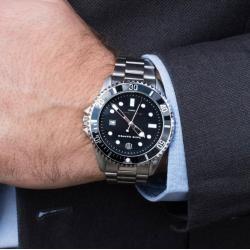 Klassische Onyx Mariner Armbanduhr & Impeccable Armband & Kunstleder Uhrenbox - 6 Uhren TrendhimTren #rolexwatches