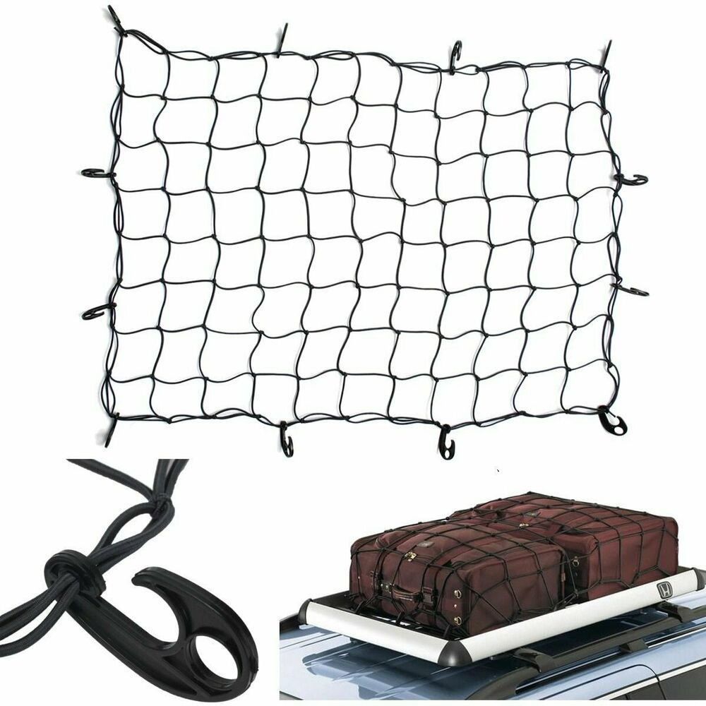 Details About Cargo Net 47 X 36 With 12 Hooks Elasticated
