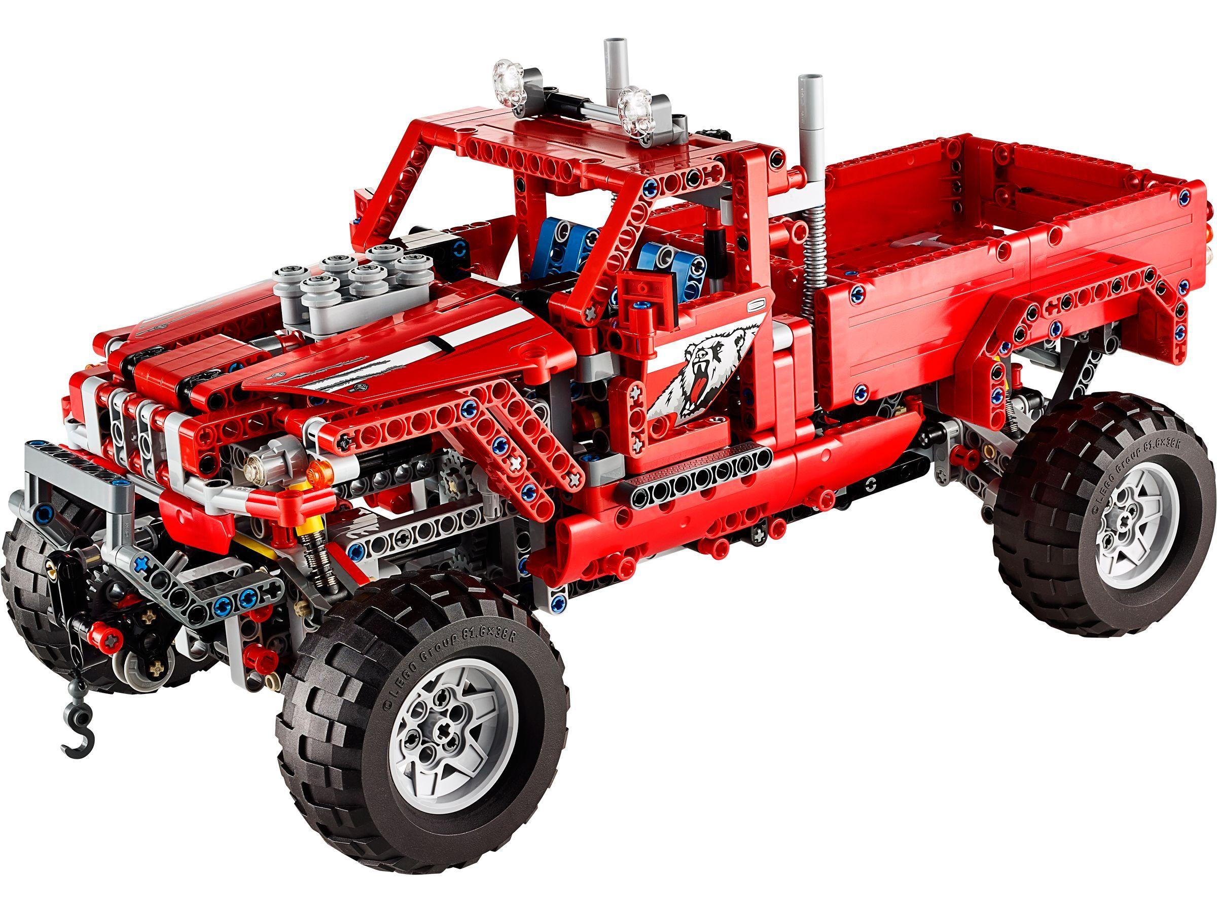 Technicbricks July 2014 Lego Technic Lego Technic Sets Truck Living