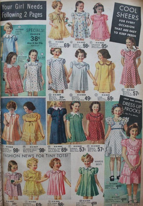 Vintage Children S Clothing Pictures Shopping Guide Vintage Childrens Clothing Childrens Fashion Childrens Clothes