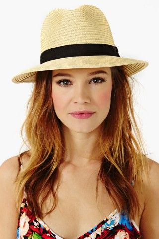 Panama Hat + Current Stylish hats, Summer hats et Fashion