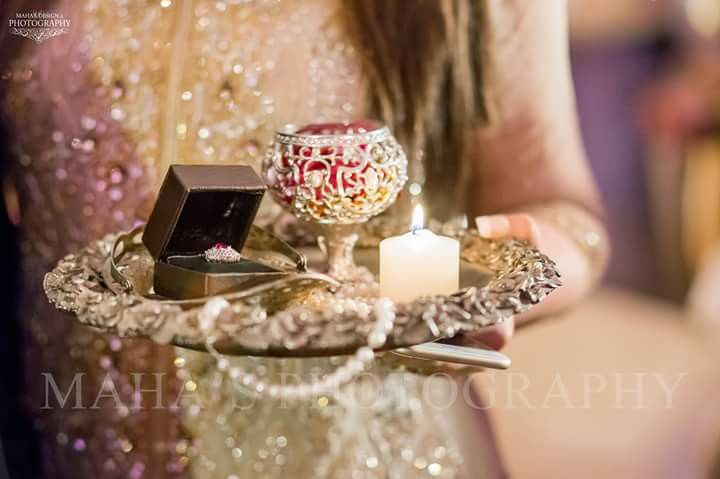 Engagement Boxes Engagement Decorations
