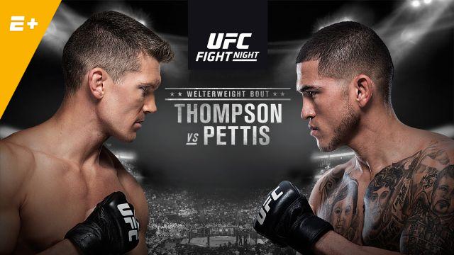 Watch UFC FIGHT NIGHT 148 Stephen Thompson vs Anthony