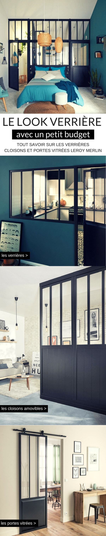 Tout Savoir Sur Les Verrieres Leroy Merlin Avis Prix Photos Verriere Leroy Merlin Amenagement Maison Maison