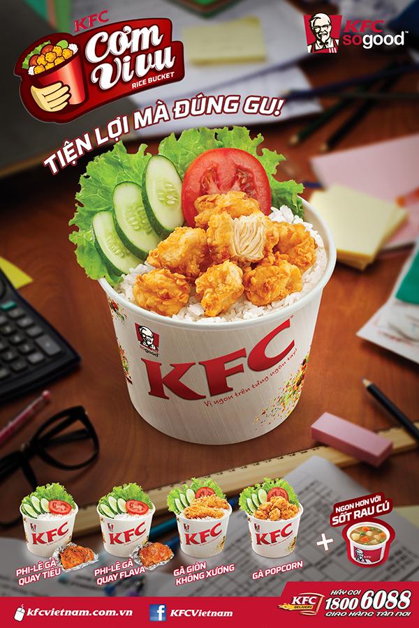 KFC - Posters | Ayam, Desain