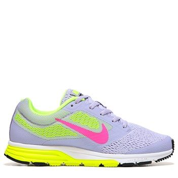 Nike Women s Air Zoom Fly 2 Running Shoes (Titanium Pink Lime) f569b627e