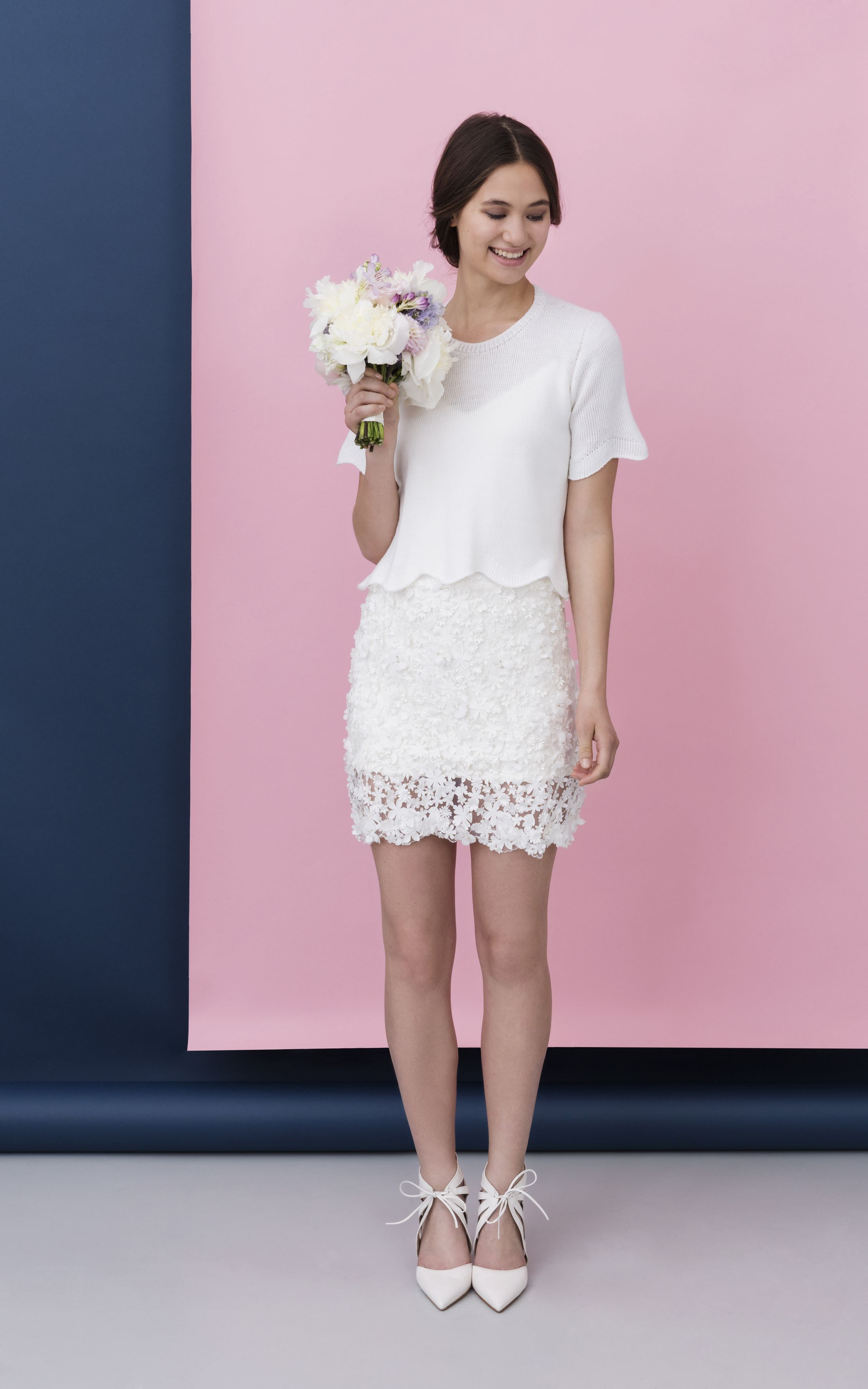 kisui Berlin Collection Bridal Style: Dress merit & Pullover Ways of ...