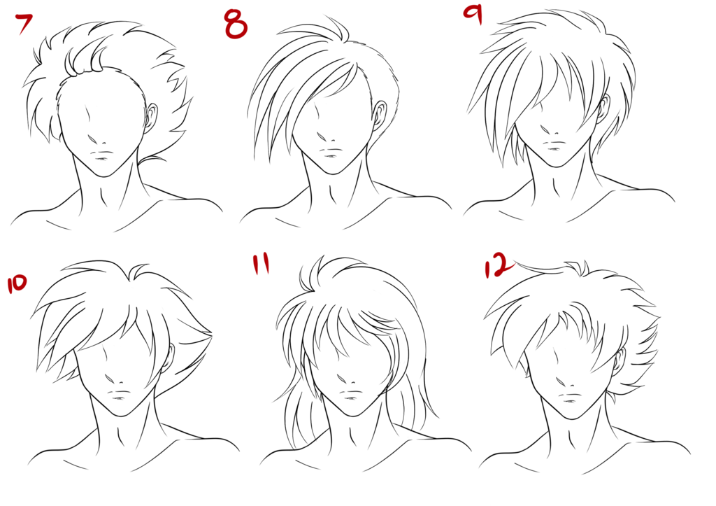 Hairstyle Picture Ideas Hair Styles Hair Styles How To Draw Hair Anime Boy Hair Anime Hair