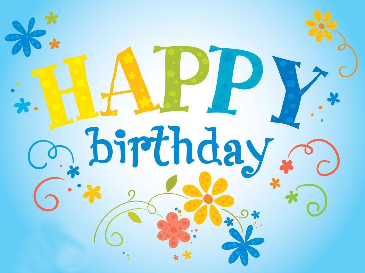 Happy Birthday Cute Pics.jpg 1,280×960 pixels Tarjetas