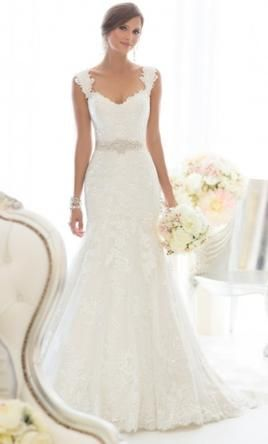 Essense of Australia D1617 Wedding Dress | New, Size: 14, $889