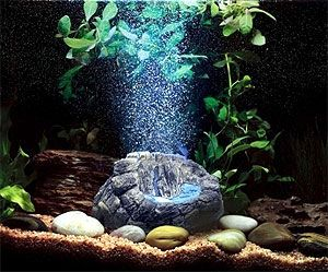 Superior Unique Fish Tank Decorations | Aquatics Warehouse UK Onamental Airation  Lights