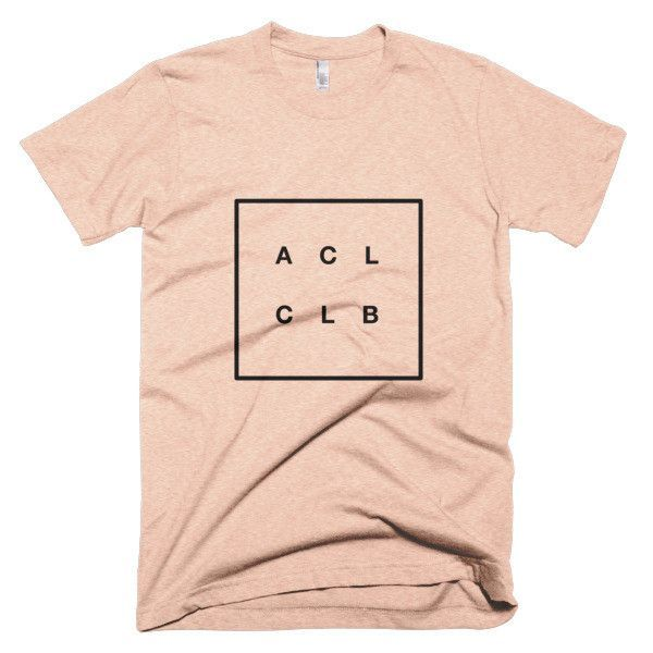 SQUARE Logo Tee -- Project ACL