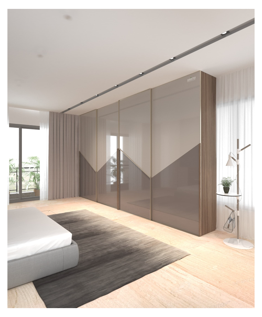 Aristo Collections Mosaic Wardrobe Design Bedroom Sliding Modern Wardrob In 2021 Wardrobe Design Bedroom Sliding Door Wardrobe Designs Bedroom Furniture Design
