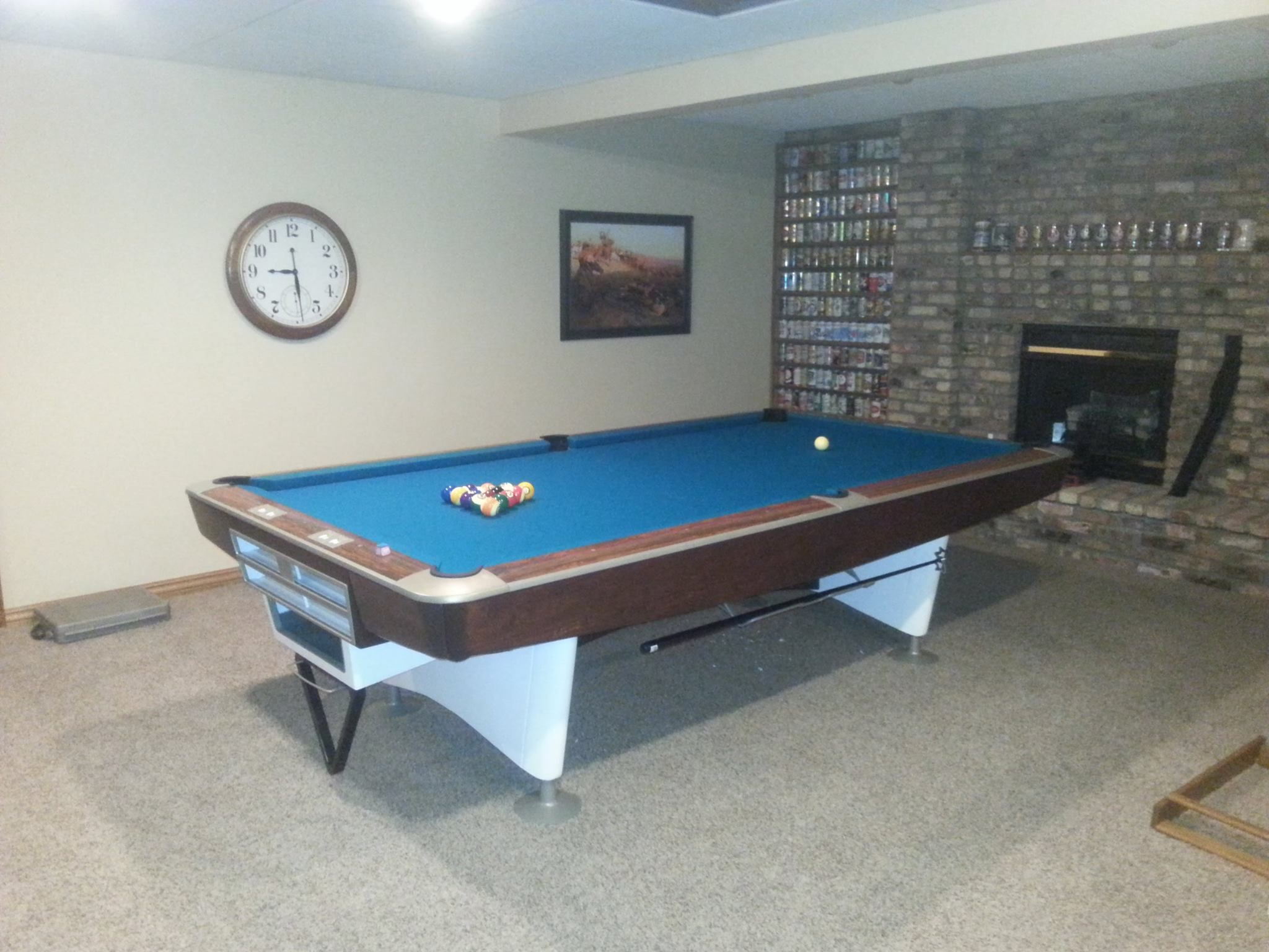 Restoration Completed By 8 On The Break Toledo Ohio This Table