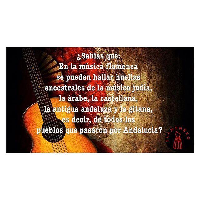 ¿Sabias qué? 💃👏✨ #Flamenkko #condoblekyolé #sabiasque #quevivaelflamenco