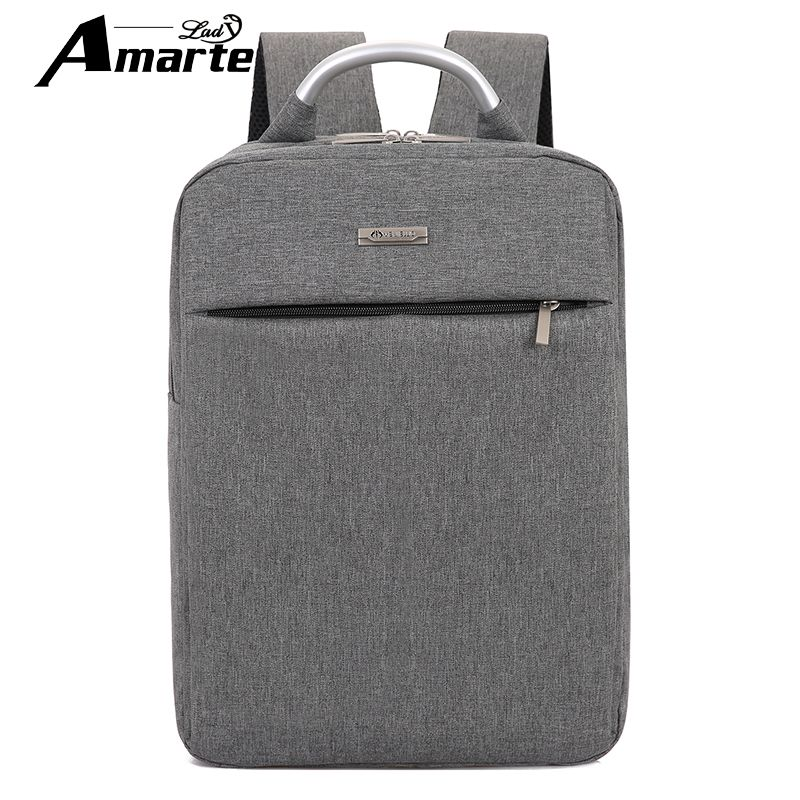 2017 New Men Canvas Backpacks High Quality Laptop Backpack Big ...