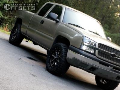 2005 Chevrolet Silverado 1500 Fuel Throttle Mastercraft Courser Mxt Chevy 1500 Chevrolet Silverado Chevy Trucks