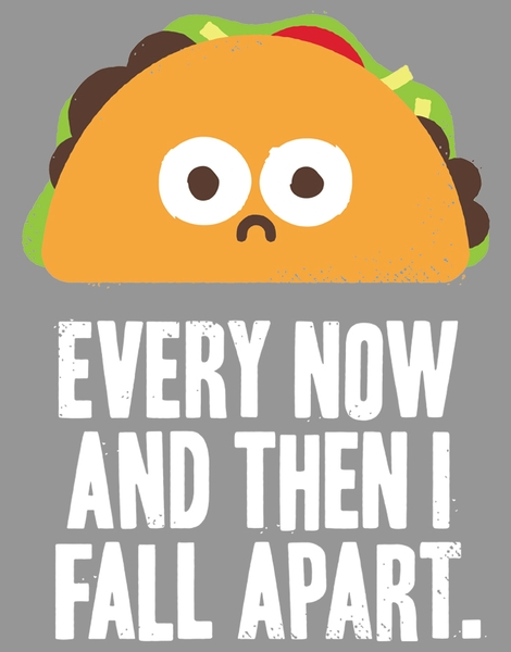 Taco Eclipse of the Heart