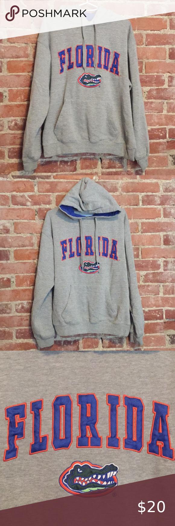 University Of Florida Gators Hoodie Sweatshirt In 2020 Florida Gators Hoodie Sweatshirts Hoodie Sweatshirts