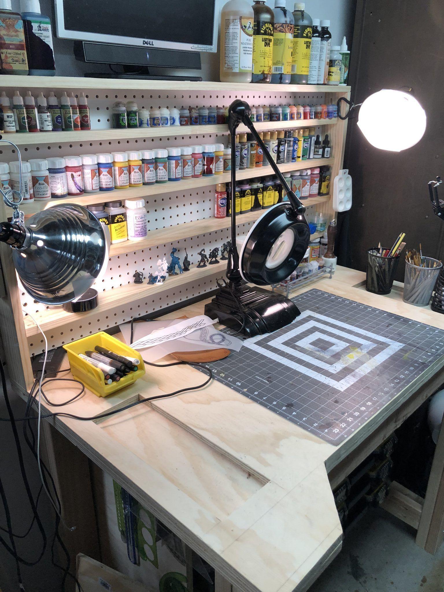 Led Workbench Light Vilsom 4m 13ft Workbench Light Bar Lights For Work Bench With Dimmer And Power Supply Adaptor For Work Be Workbench Light Workbench Shelves