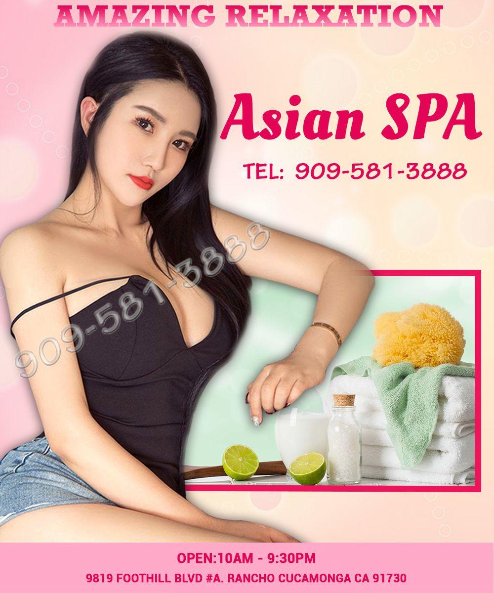 Asian all girl massage