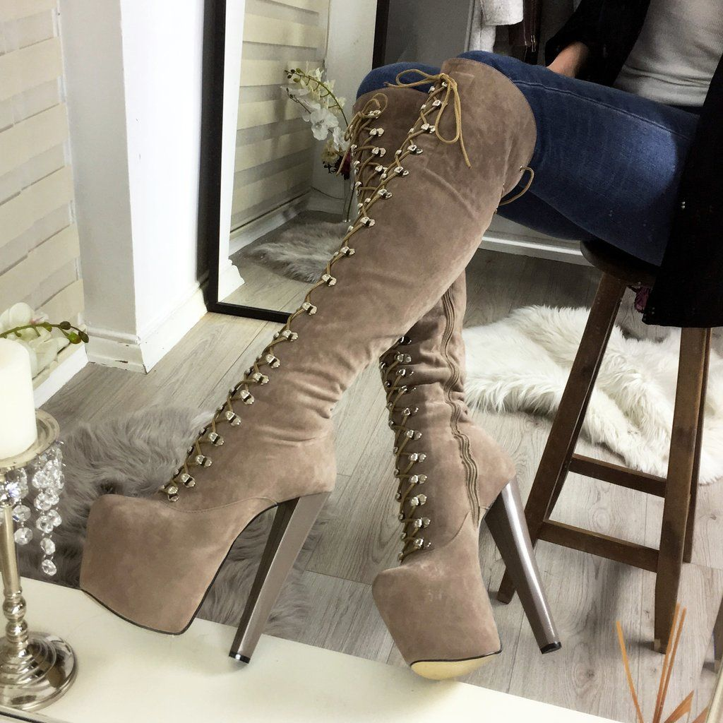 Very Comfy and Attractive. Faux Suede Big sizes are also