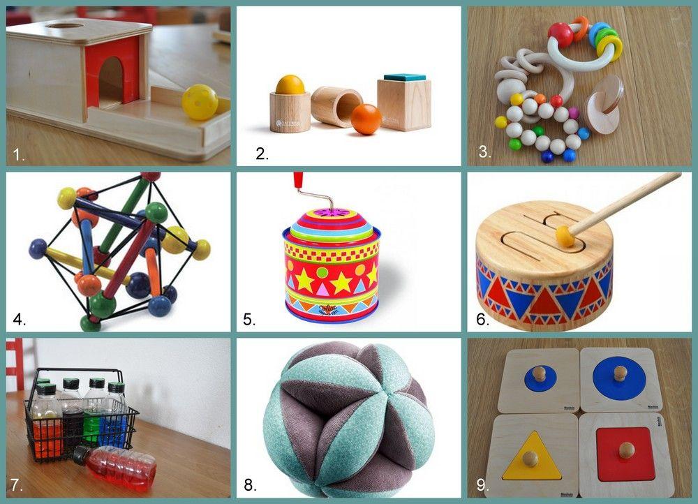 jeux et mat riel pour les 7 8 mois montessori mat riel. Black Bedroom Furniture Sets. Home Design Ideas