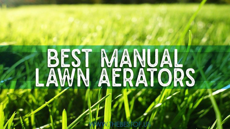 Best Manual Lawn Aerator Home Depot Al Plug For Core
