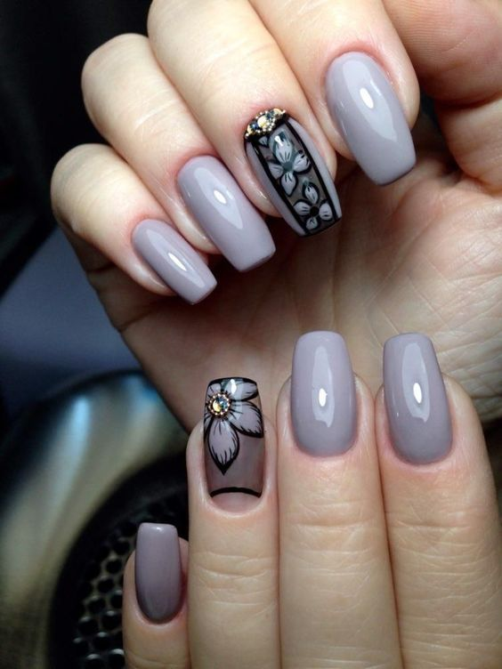 35+ Cute Nail Art Design And Ideas for Teens | Easy nail art and ...