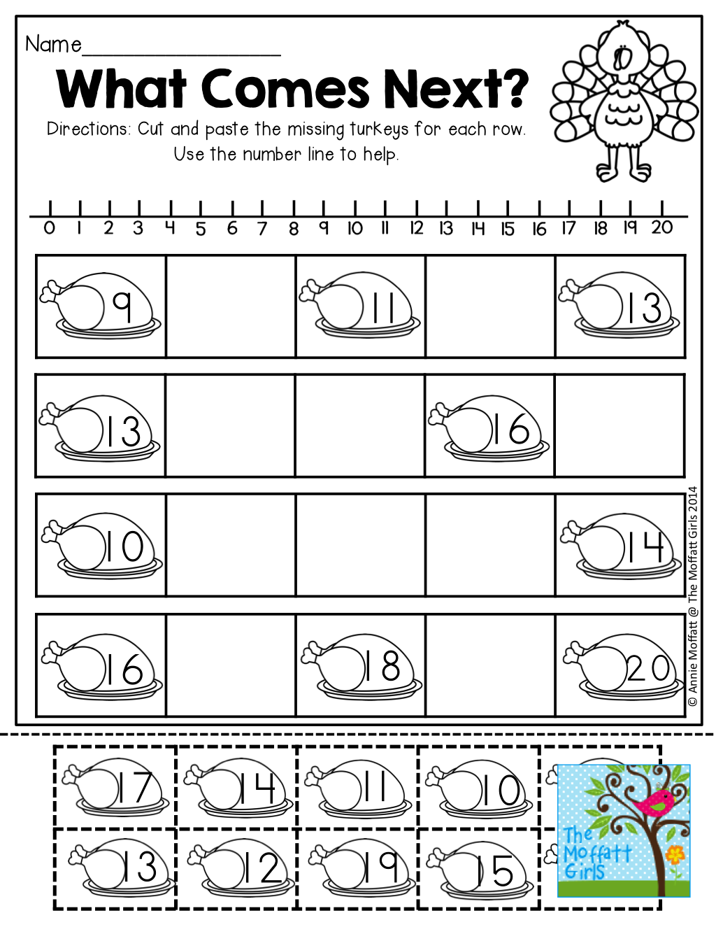 Brain Worksheet For Kindergarten