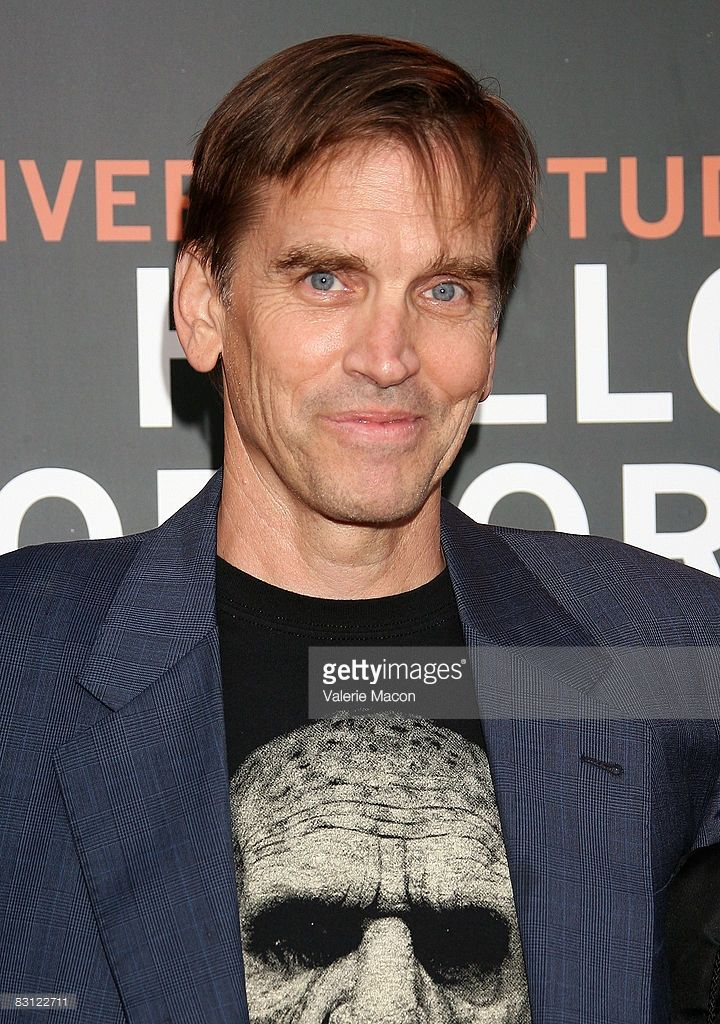 actor bill moseley attends the universal studios opening night of halloween on horror nights october 3 2008 in universal city california
