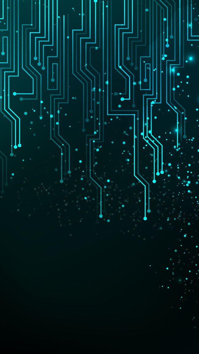 El Rastreo De La Tecnología Digital Computer Background
