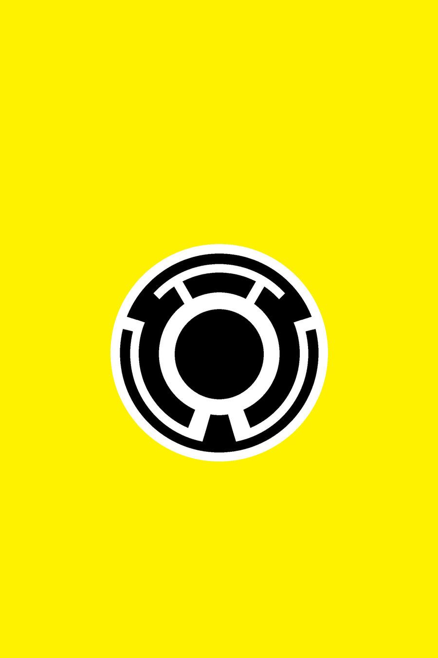 sinestro corps iphone